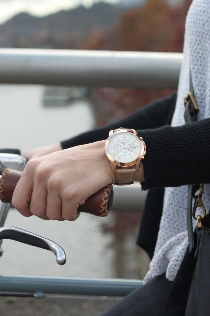 Watch it //Fossil // Gift Curiously