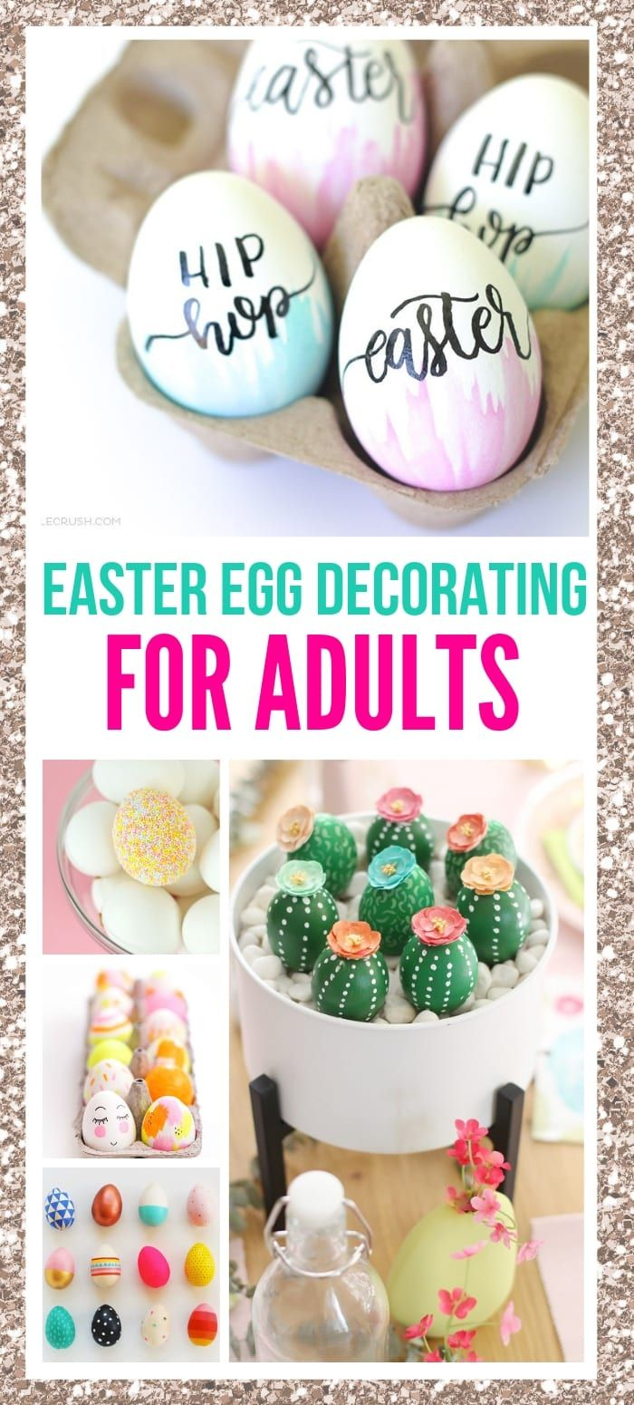 33 Amazing Egg Decorating Ideas For Easter Ditch The Dye Easter