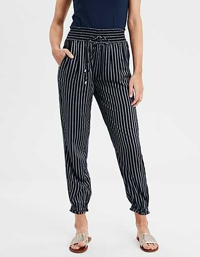 a066713933 AE High-Waisted Jogger Pant in 2019 | Fashion - Bottoms | Pants ...
