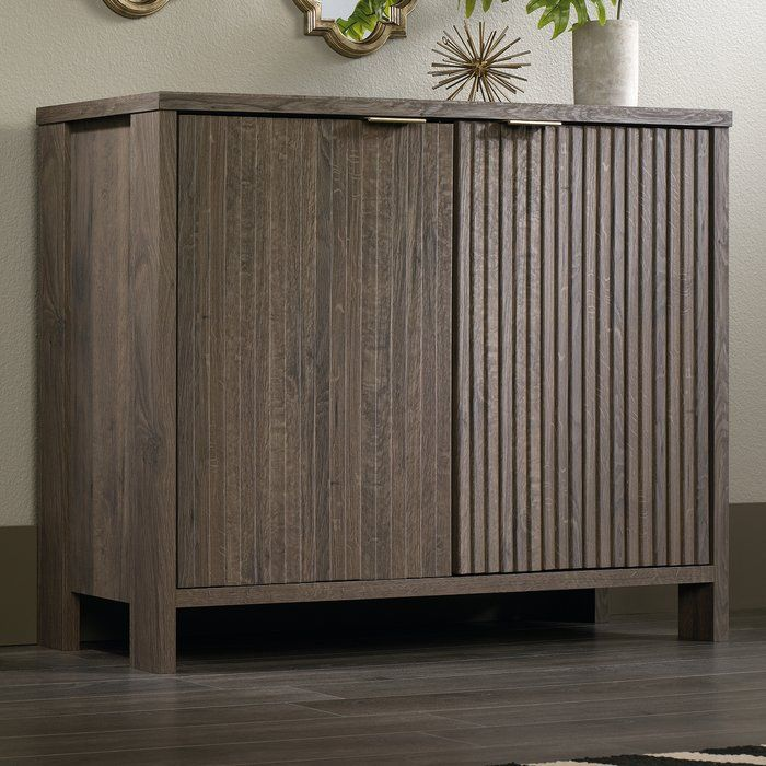 Best Arik 2 Door Accent Cabinet Modern Furniture Furniture 400 x 300