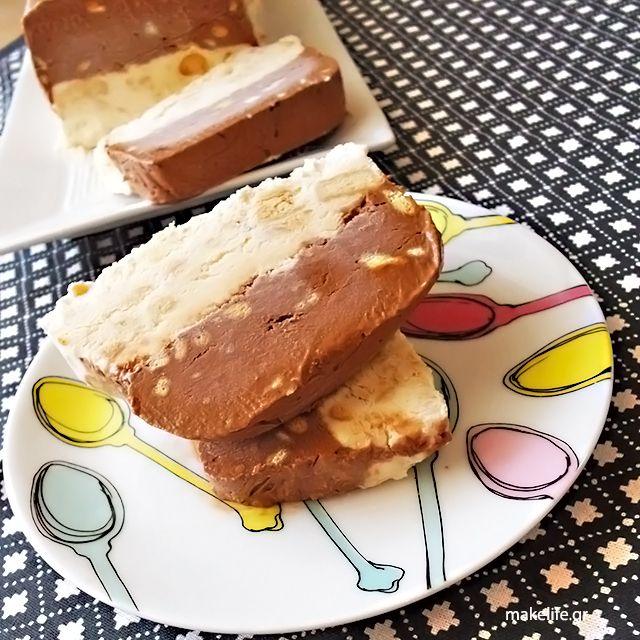 Είναι ευρέως διαδεδομένη αυτή η συνταγή για παγωμένο γλύκισμα με ζαχαρούχο, ωστόσο έχει τις δικές μας διαφοροποιήσεις που την κάνουν ακόμη πιο απολαυστική.