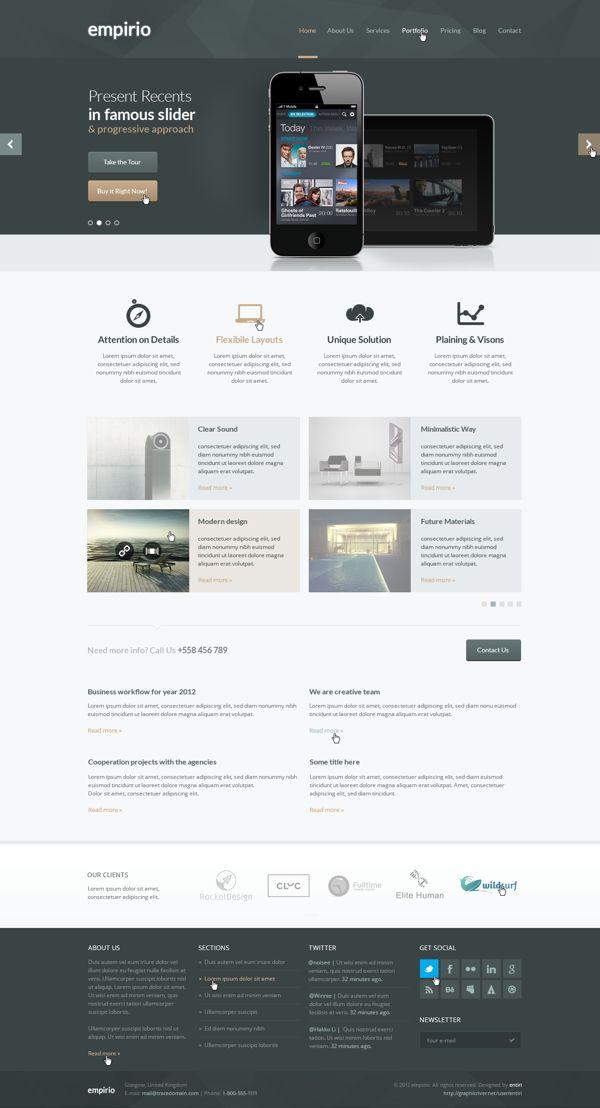 #webdesign #layout #design #print #poster #flyer #fonts #color #brochure