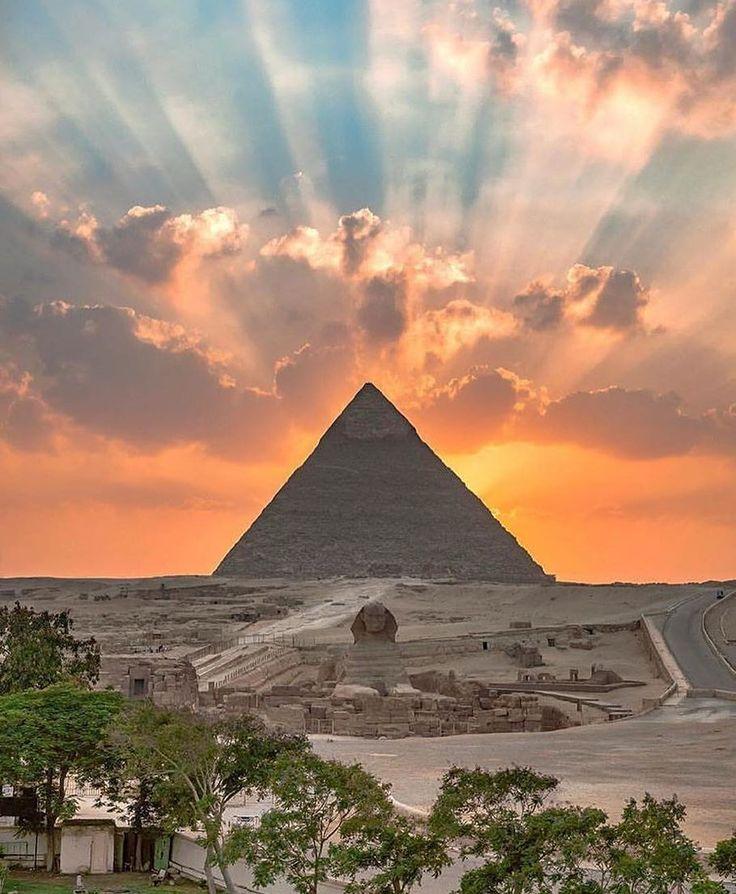 она пирамиды древнего египта красивая картинка самый хороший замок