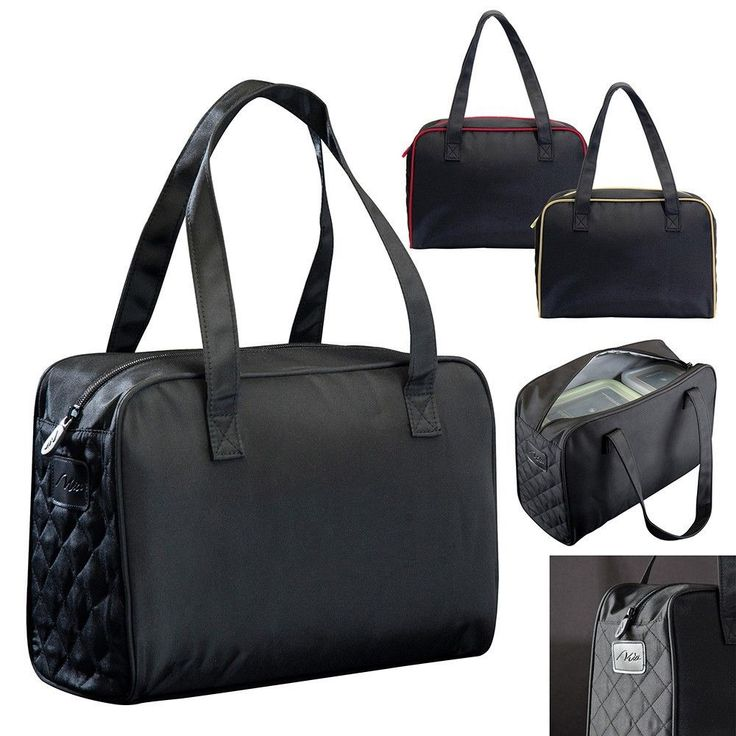 details about mia chic companion lunch tote bag women 39 s insulated lunch bag comes in 3 colors. Black Bedroom Furniture Sets. Home Design Ideas