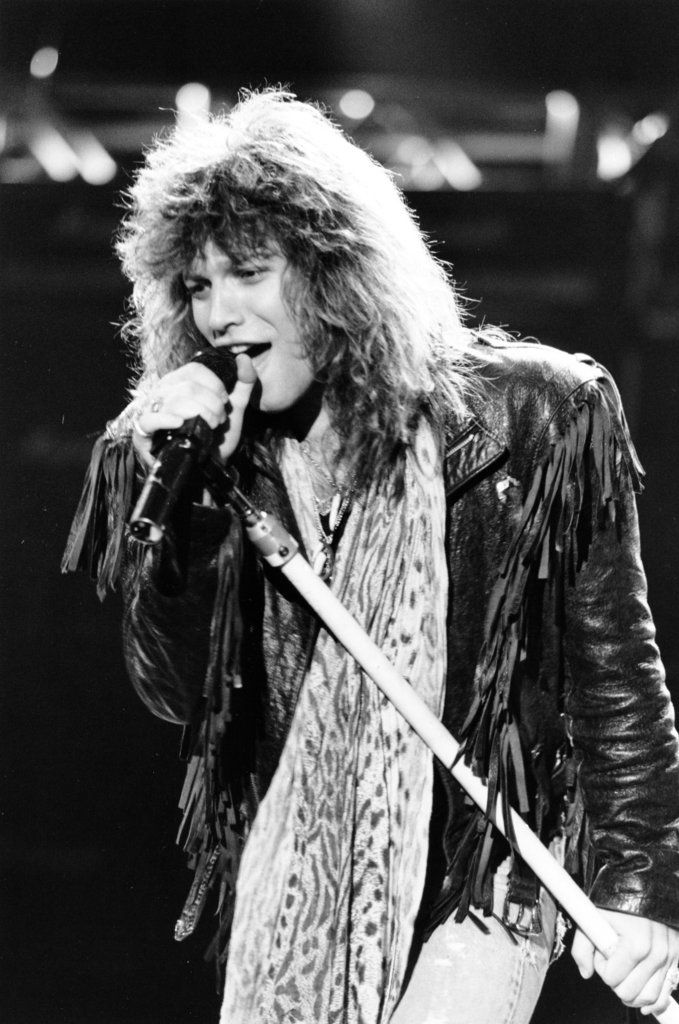 '80s Glam Metal Bands , Bon Jovi