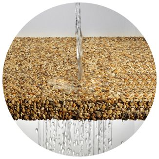 Resin Bound Permeable Paving | SureSet. Shows the remarkable qualities of this versatile product