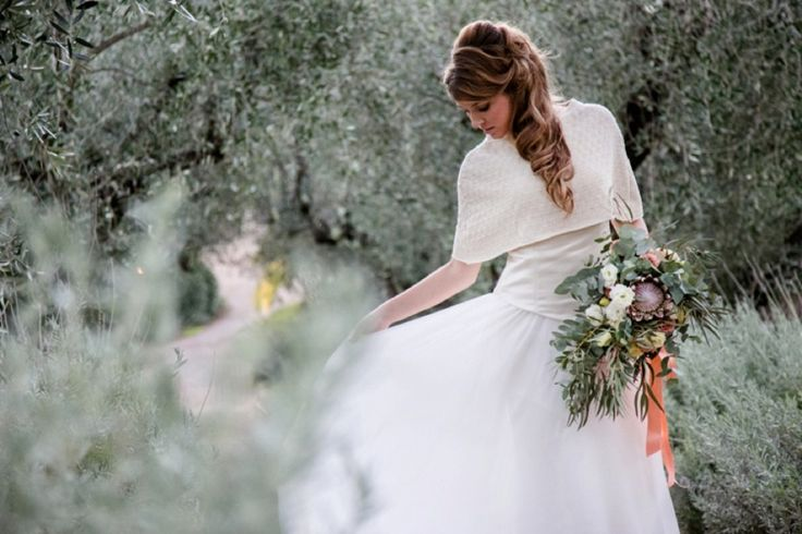 Candlelit Tuscany Wedding Inspiration | Fly Away Bride