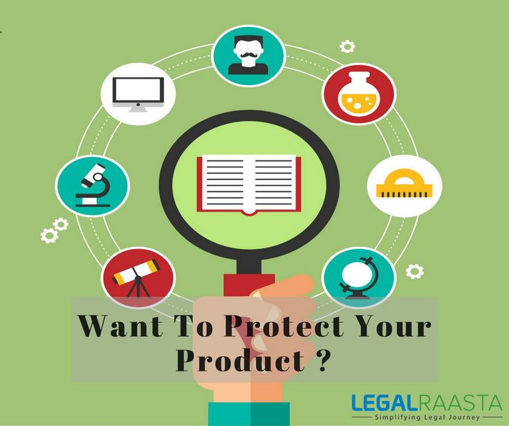 Want to protect your product?