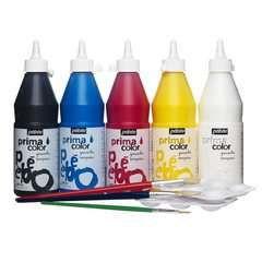 Panduro Hobby - Farveskolen Pr. Color 5x500 ml 279,00 kr.