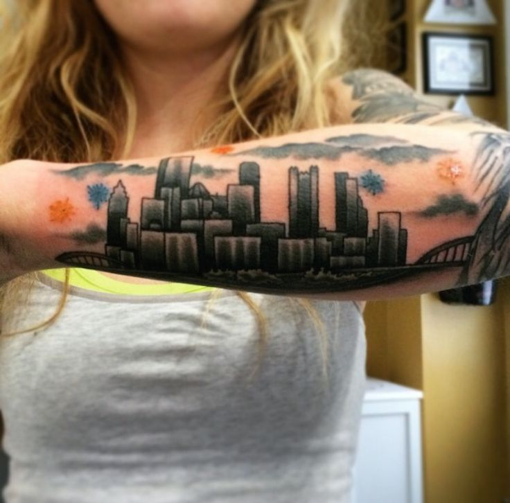 45 best tattoos images on pinterest pittsburgh steelers for Pittsburgh tattoo ideas