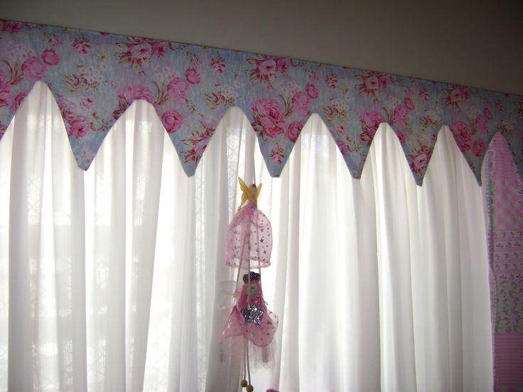 Telas para hacer cortinas infantiles costura pinterest for Telas para cortinas infantiles