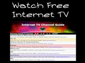 Here are the best channels to Watch FREE Internet TV Online -> http://mkvxstream.blogspot.com/2014/05/how-to-quickly-find-free-tv-channels-to.html