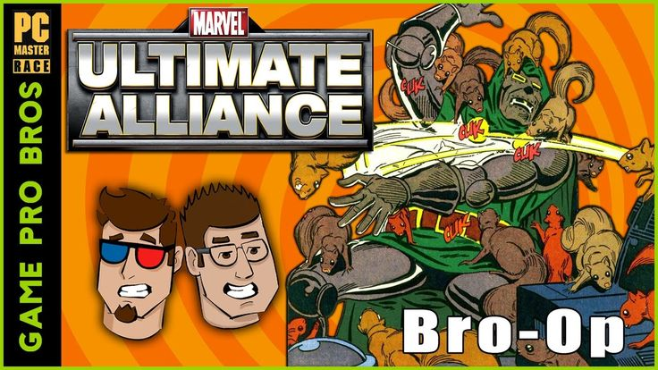 Marvel Ultimate Alliance - Squirrel Girl Rules -  Bro-Op
