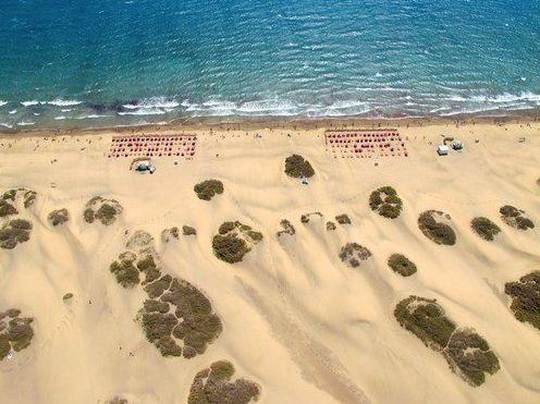 Maspalomas beach #Maspalomas
