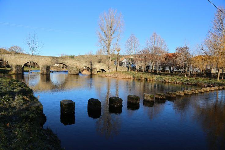 Ponte românica de #Gimonde