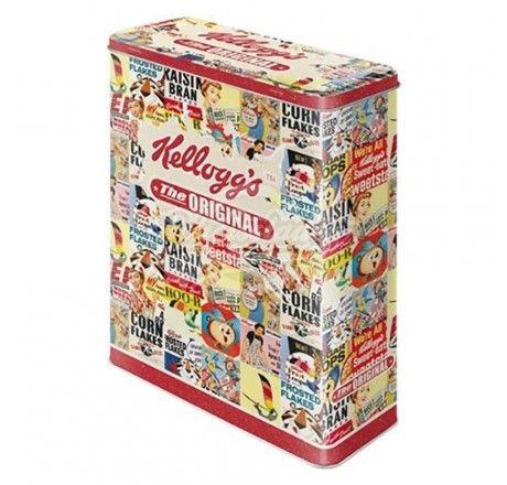Vorratsdose XL ''The Original – Kellogg's'' Nostalgic Art | Nostalgic Art | bunt | nur 11,00€