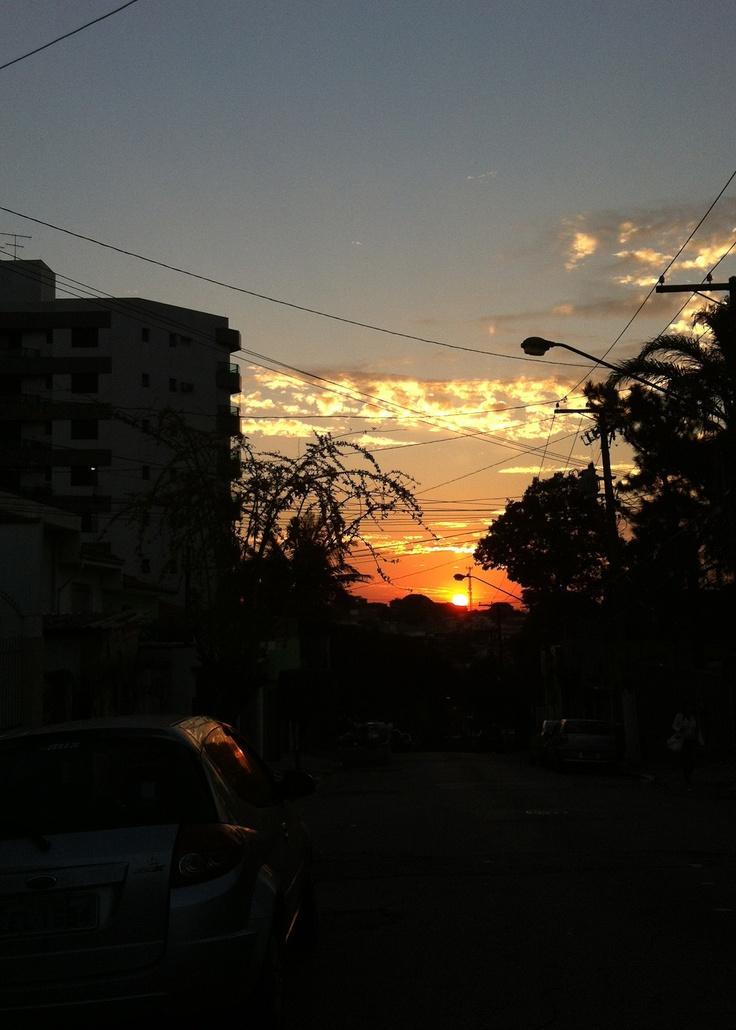 sunset at babylon