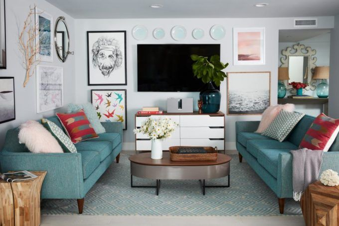 Chic Coastal Dream Home Tour - Its Overflowing