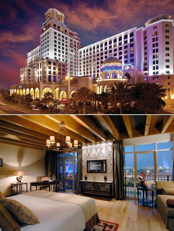Inspiration photo mariage et boudoir Kempinski Hotel Mall of the Emirates à Dubaï (Émirats arabes unis)