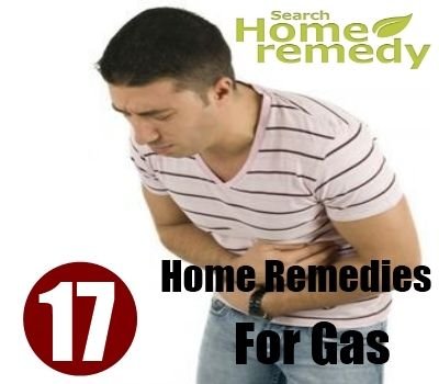 17 Home Remedies For Gas   http://www.searchhomeremedy.com/home-remedies-for-gas/