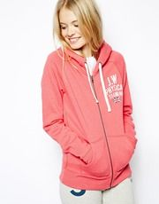 Jack Wills Zip Through Hoodie No. 3- its on sale I think its a sign!