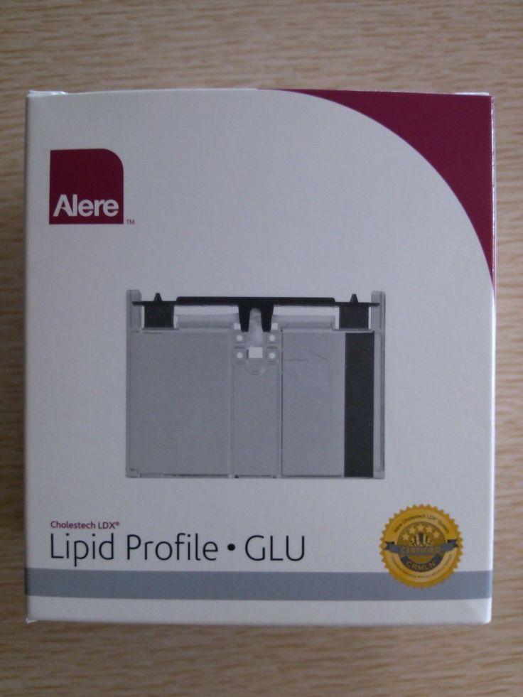 Cholesterol Testing: Alere Cholestech Ldx Lipid Profile Glucose Cassettes -> BUY IT NOW ONLY: $75 on eBay!