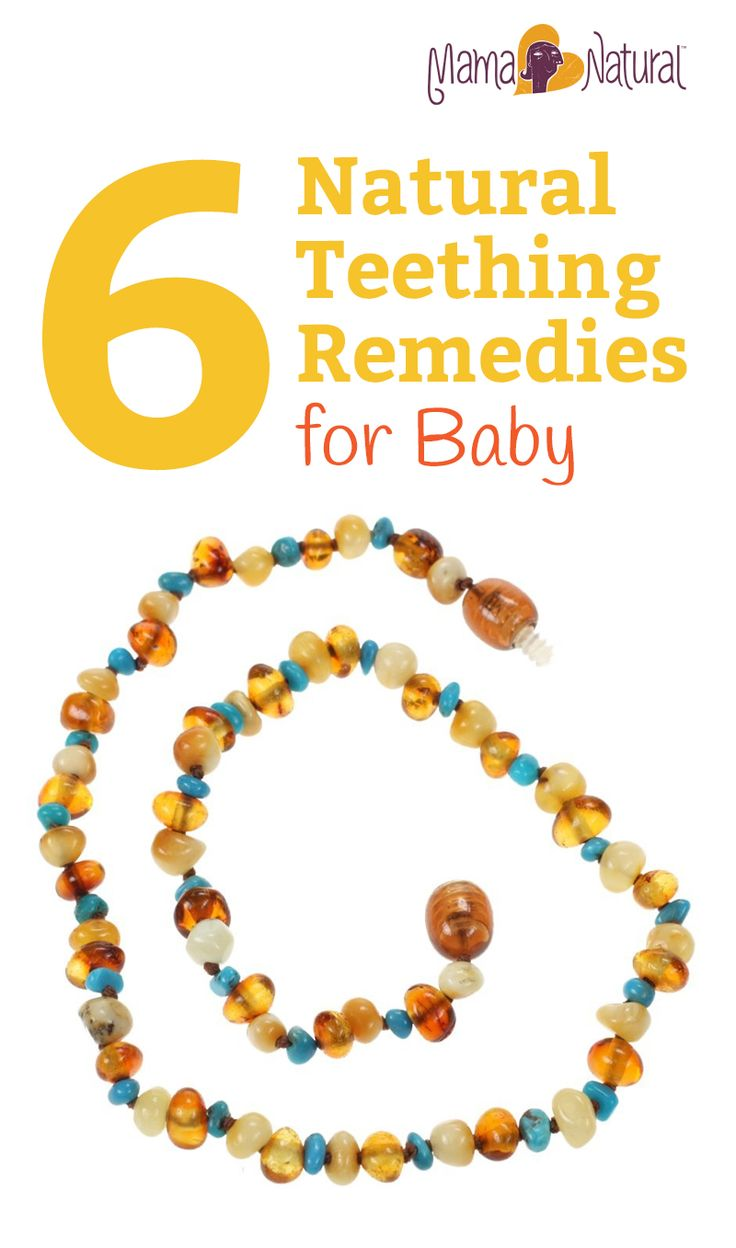 6 Natural Hairstyles For The 4c Naturalista That Are Easy: 6 Natural Teething Remedies For Baby