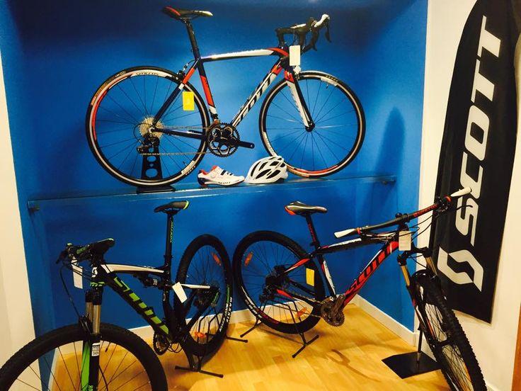 #Scott #Ciclismo #ValleBike