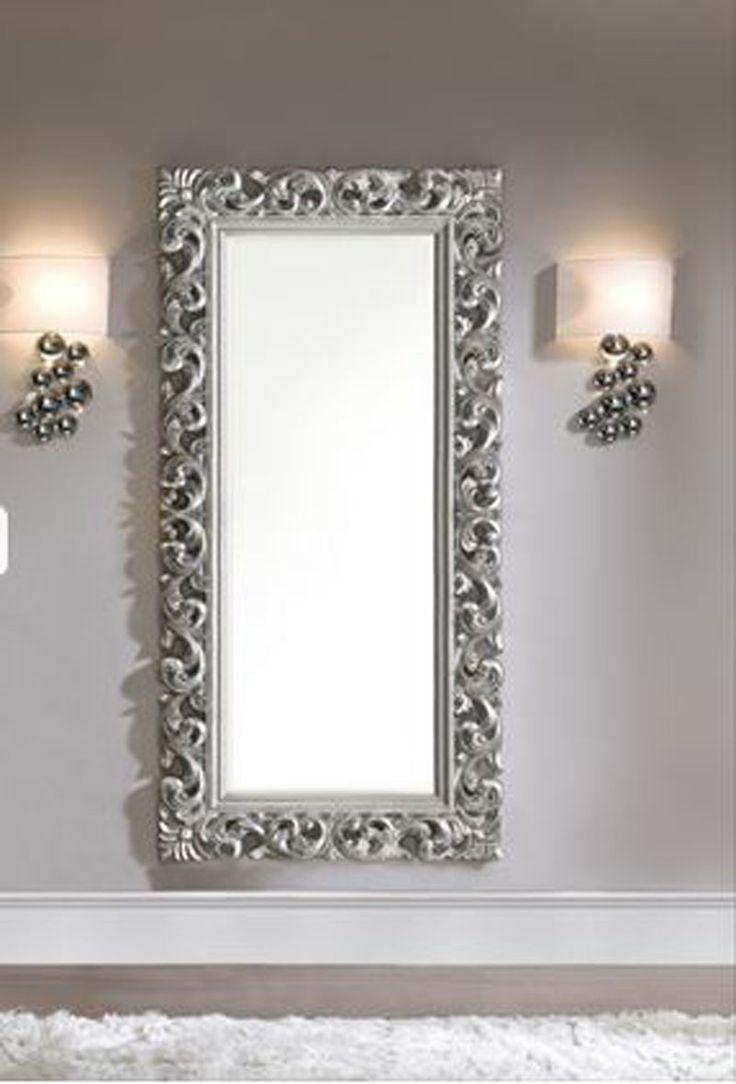 17 mejores ideas sobre espejos dorados en pinterest for Espejos decorativos para comedor
