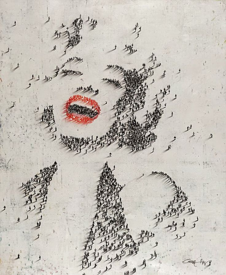 disegno-dautore.com: Craig Alan: l'arte di persone di pixel