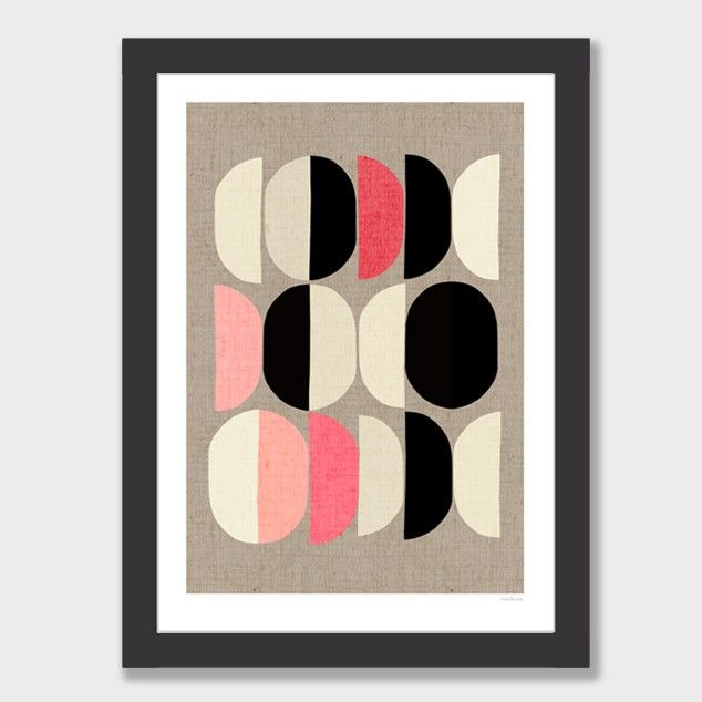 Composition 1 Print by Inaluxe