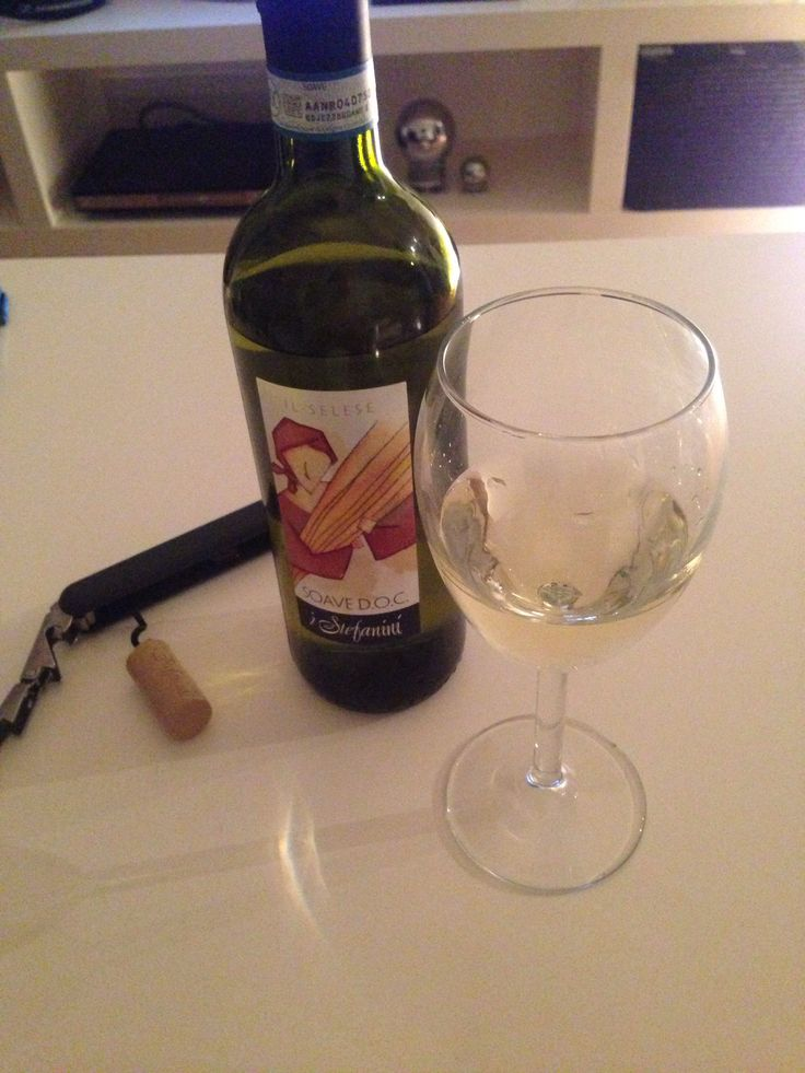 I Stefanini - Il Selese - Soave D.O.C. - Really nice white from Italy. Recommended. #white #wine #italy