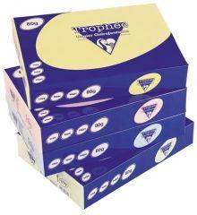 """Fénymásolópapír színes Clairefontaine """"Trophée"""" A/4 160g pasztell lila - Automedon Kft."""