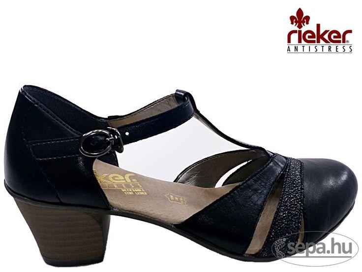 Női magassarkú cipők : Rieker