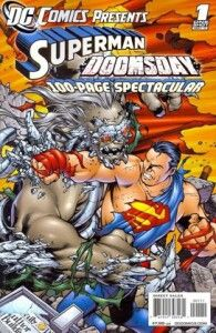 """Lex Luthor and Doomsday– Superman just learned his """"don't kill"""" lesson in the fight with Zod, so fighting an indestructible monster bent on killing him would put the hero in a pickle. Batman could fight Superman early in the film, but then regret their conflict when he sees Doomsday laying waste to everything. Batman could help Superman defeat Doomsday, with Superman dying as a lead-in to a cliffhanger or a suprise arrival of Wonder Woman to revive him somehow. Luthor could have created…"""