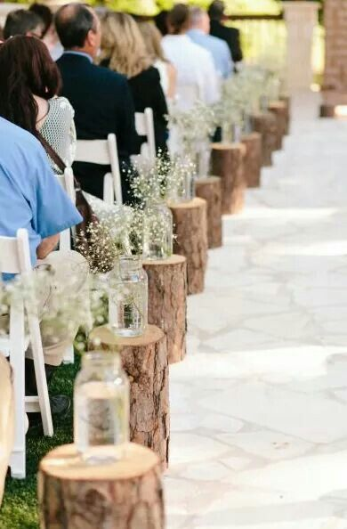 Wood Rustic Natural Isle Wedding Bliss Pinterest Beautiful Toys And Runners