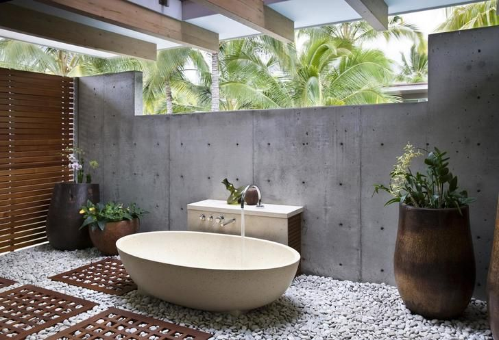 The Bathrooms in Hawaii are different than the bathrooms in Ohio. [1920x1312]…