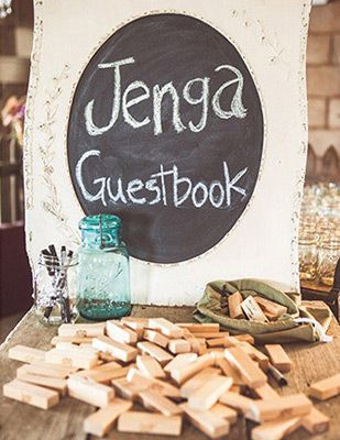13 Unique Wedding Guest Book Ideas