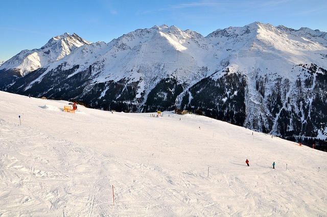 Kapall, Sankt Anton am Arlberg, Tyrol, Austria.
