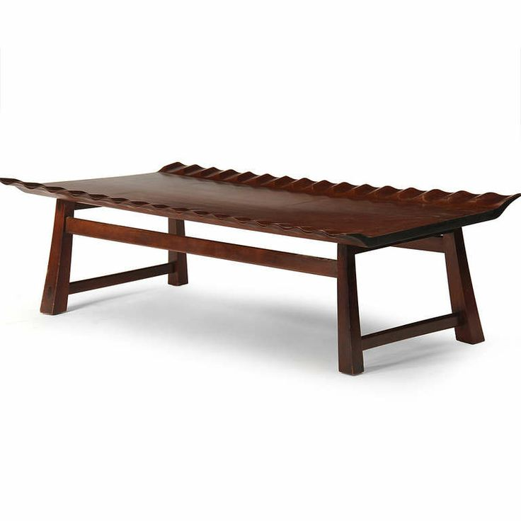 Low Table By Edmund Spence From A Unique Collection Of Antique And Modern Coffee And Cocktail