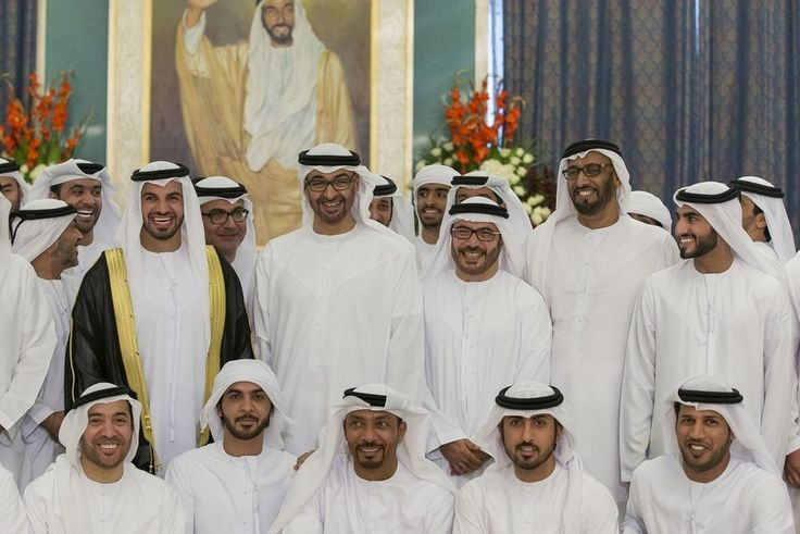 Sheikh Mohammed and Sheikh Abdullah attends wedding; Dr Sheikh Sultan tours UAE Pavilion - People & Politics in pictures