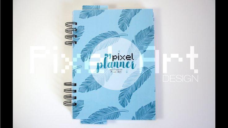 My Pixel Planner - Preview - Handmade by Pixel Art Design