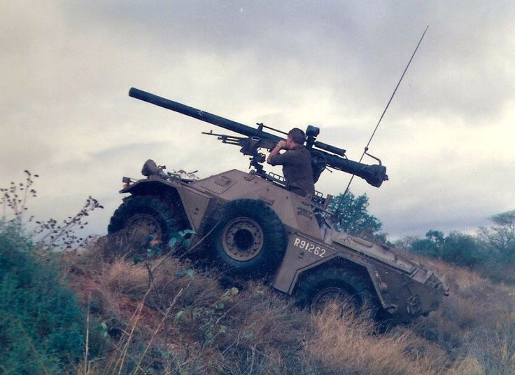Ferret with recoilless M40