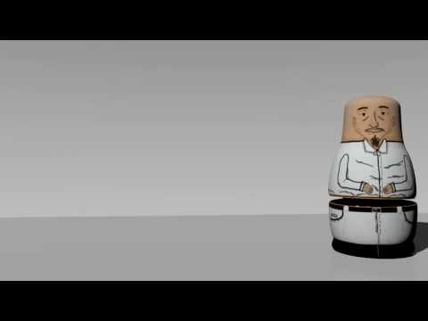 Life is short - a short animation by Ákos Nikházy