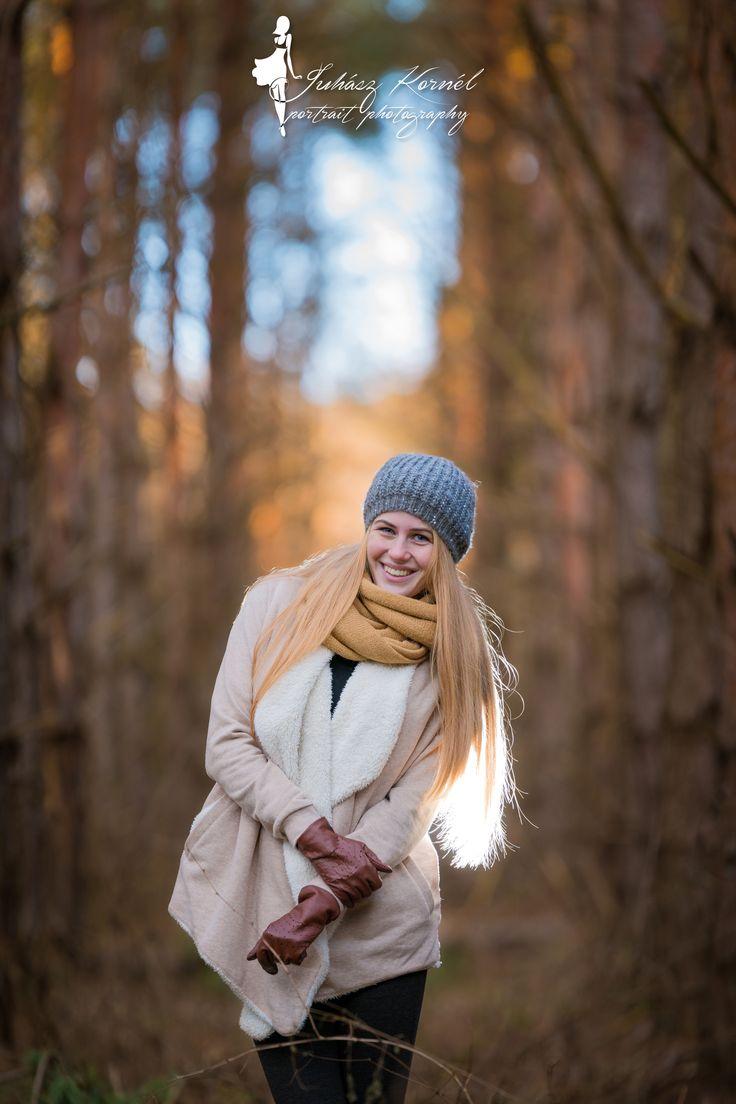 Csilla from the pine forest :) https://www.facebook.com/Juhasz.Kornel.Photography
