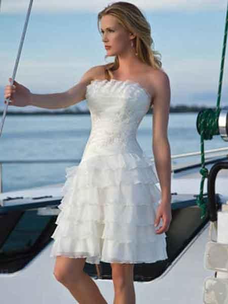 Western Wedding Dress for Summer – fashion dresses
