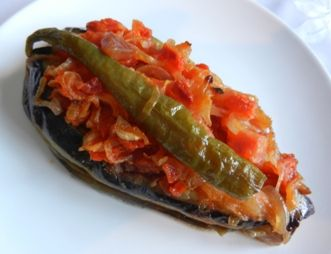 98 best recipes to make turkish cuisine turkish food food turkish vegetarian stuffed eggplants 10 delicious turkish dishes which are made with olive oil forumfinder Choice Image