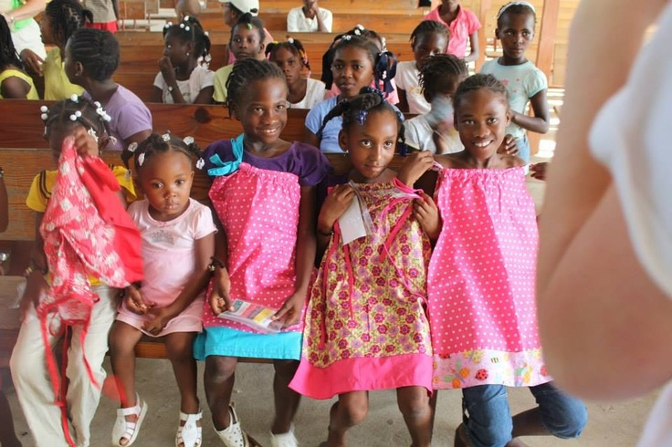 Haiti love, too!