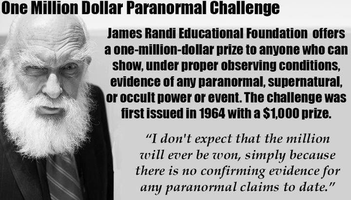 James Randi Challenge