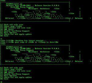 sqli/xss/lfi/rfi scanner